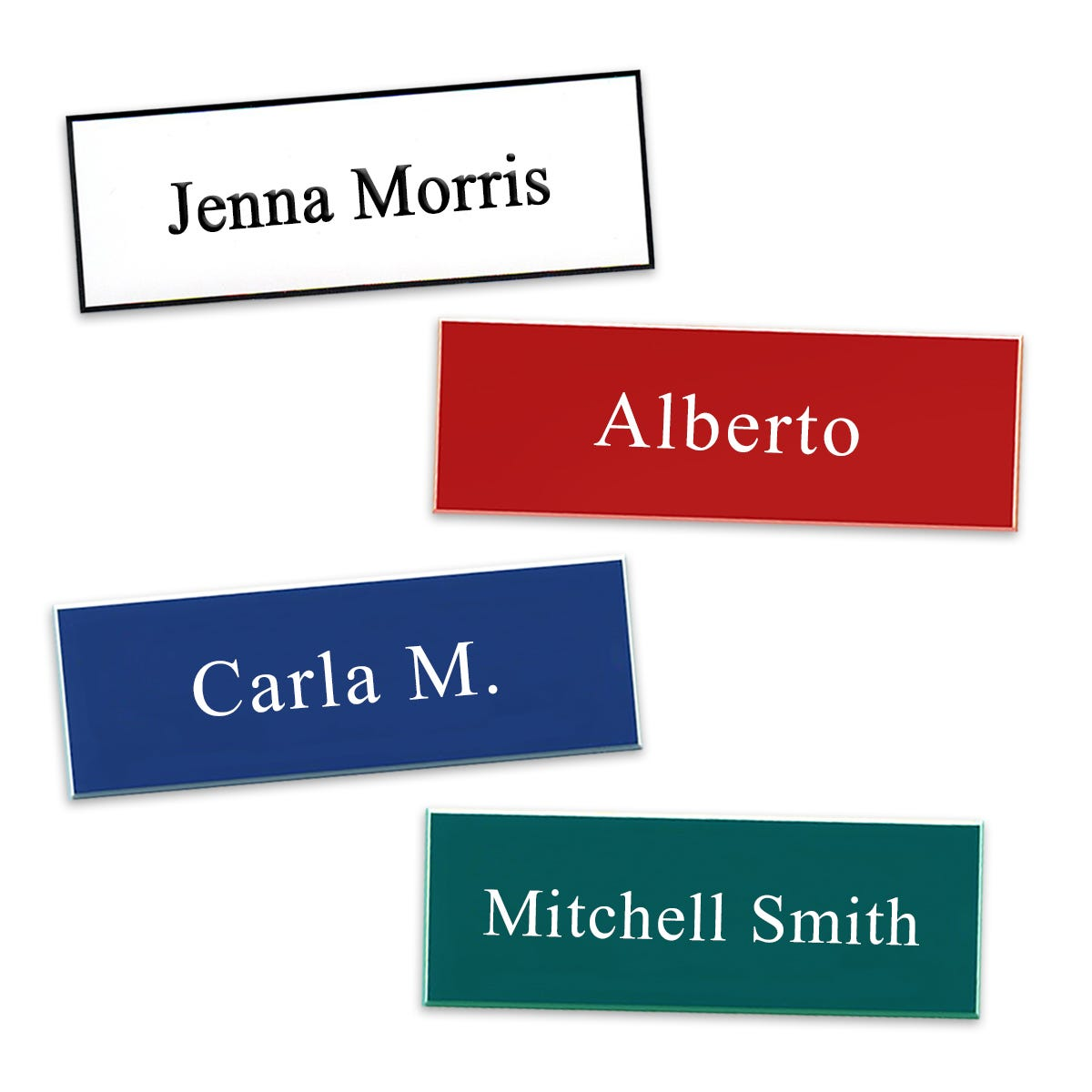 Fast Name Tags